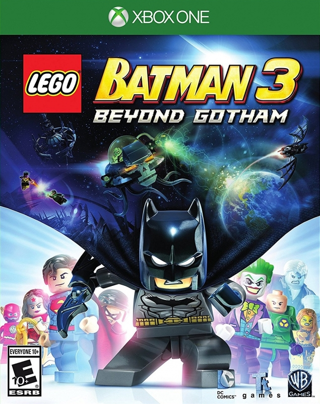 Lego Batman 3: Beyond Gotham for XOne Walkthrough, FAQs and Guide on Gamewise.co