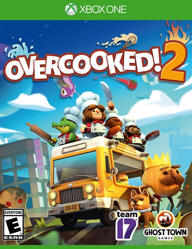 Overcooked! 2 [Gamewise]