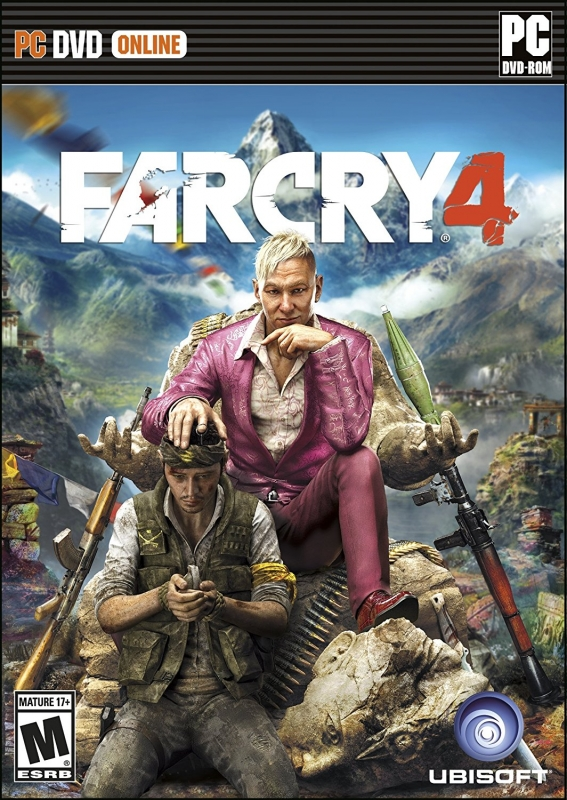 Far Cry 4 for PC Walkthrough, FAQs and Guide on Gamewise.co