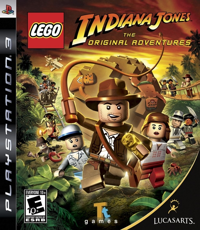 LEGO Indiana Jones: The Original Adventures for PS3 Walkthrough, FAQs and Guide on Gamewise.co