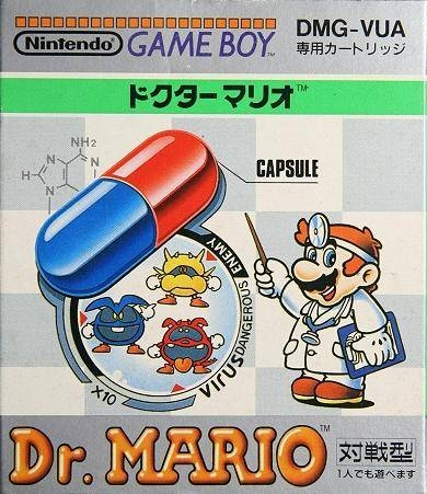 Dr. Mario on GB - Gamewise