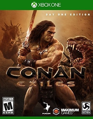 Conan Exiles on XOne - Gamewise
