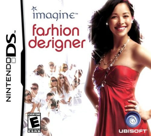 Imagine: Fashion Designer on DS - Gamewise