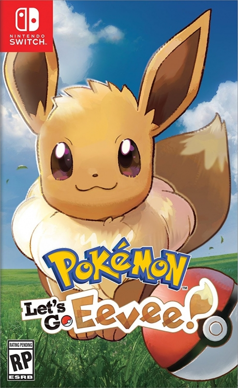 Pokémon: Let's Go, Eevee! Cheats, Codes, Hints and Tips - NS