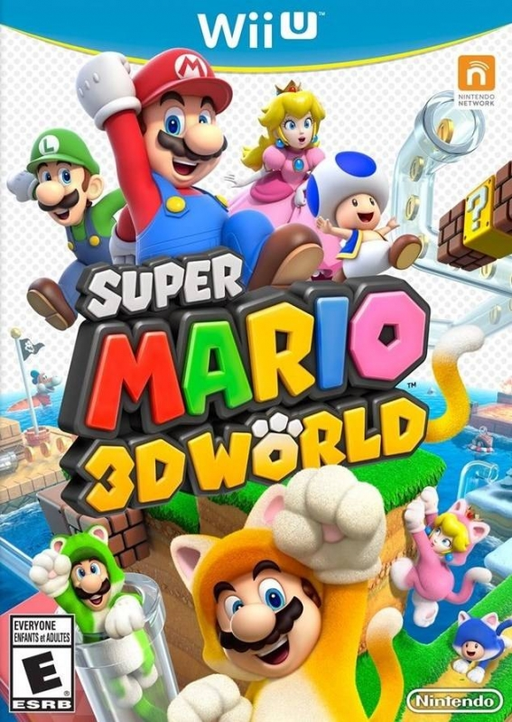 Gamewise Wiki for Super Mario 3D World (WiiU)