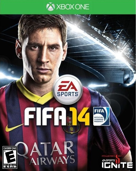 FIFA 14 on XOne - Gamewise