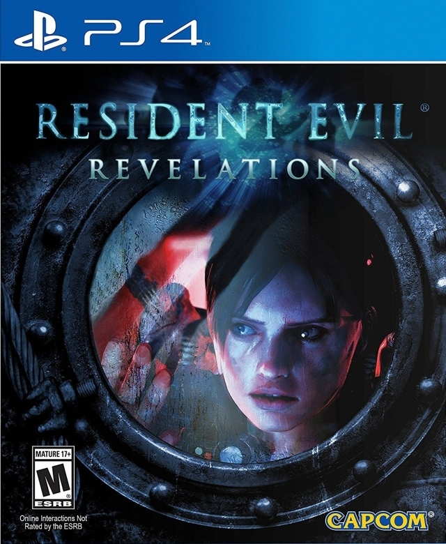 Resident Evil: Revelations on PS4 - Gamewise