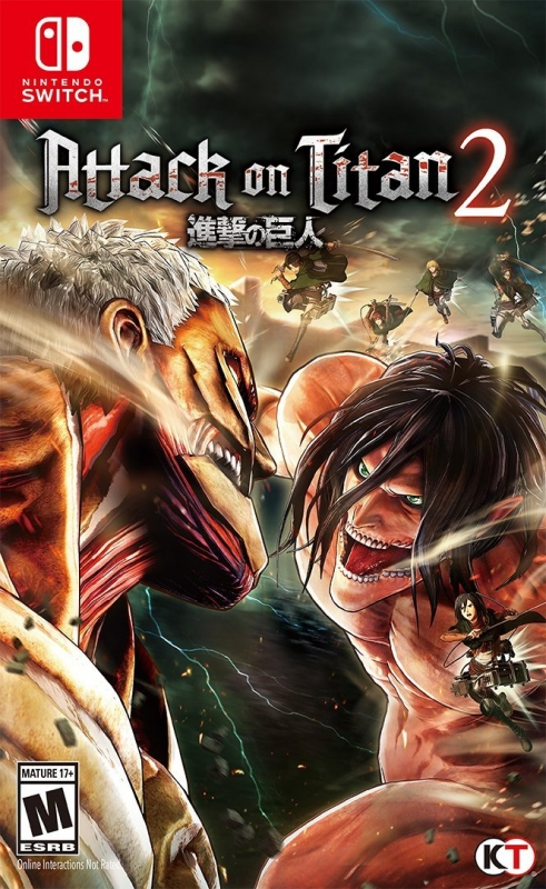 Attack on Titan 2 on NS - Gamewise