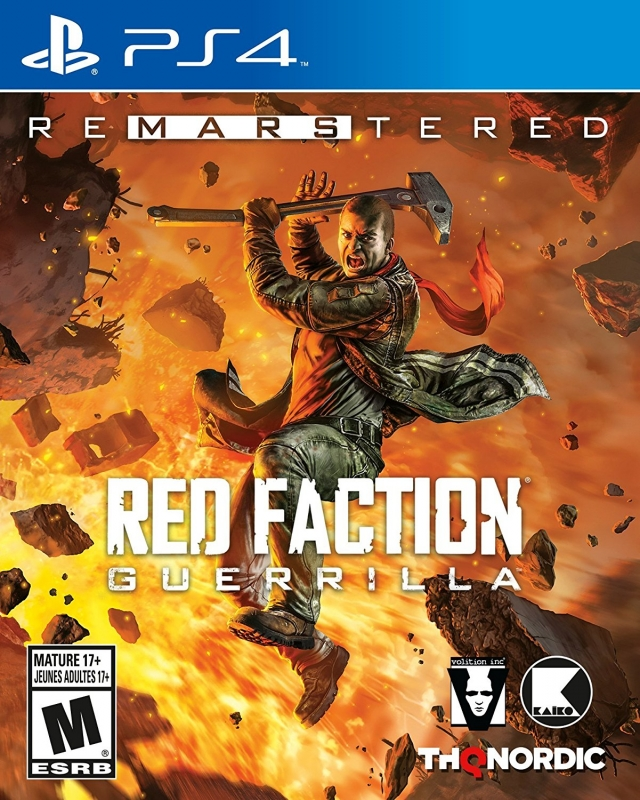 Red Faction: Guerrilla Re-Mars-tered Wiki - Gamewise