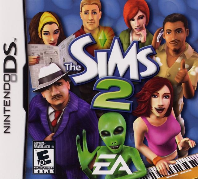 The Sims 2 for DS Walkthrough, FAQs and Guide on Gamewise.co