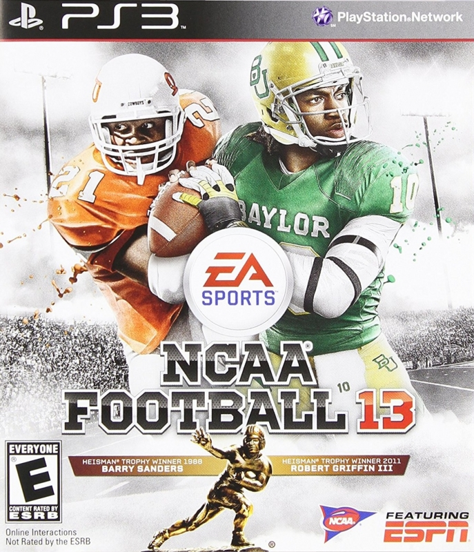 NCAA Football 13 Wiki Guide, PS3