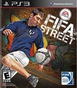 FIFA Street on PS3 - Gamewise