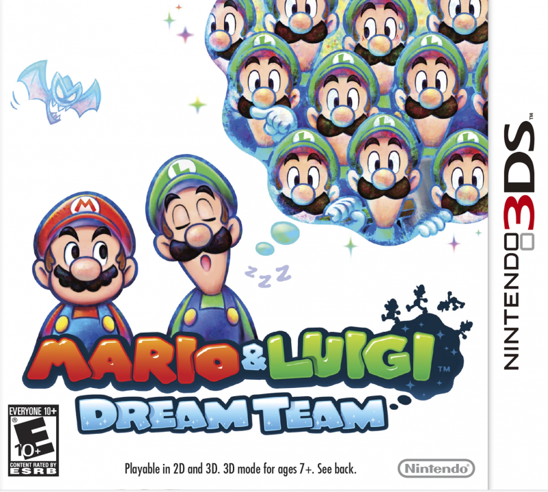 Mario & Luigi: Dream Team [Gamewise]