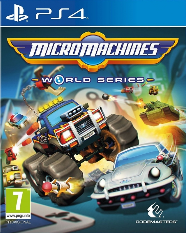 Micro Machines: World Series [Gamewise]