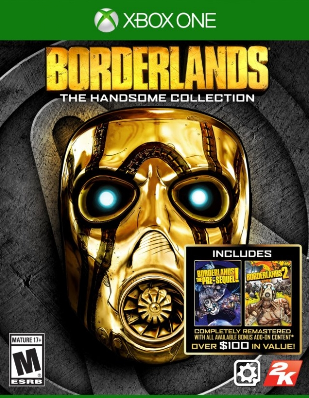 Gamewise Borderlands: The Handsome Collection Wiki Guide, Walkthrough and Cheats