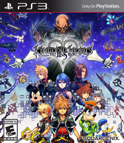 Kingdom Hearts HD 2.5 ReMIX [Gamewise]