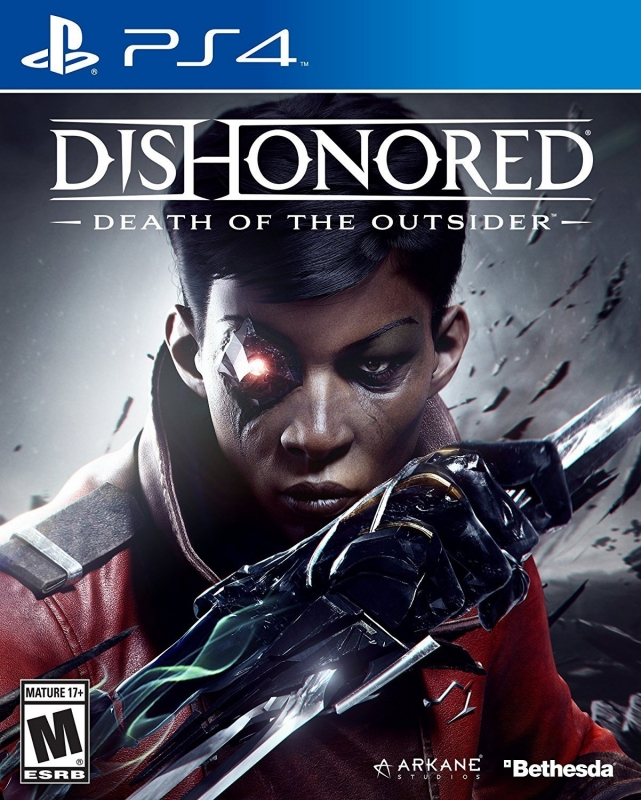 Dishonored: Death of the Outsider on PS4 - Gamewise
