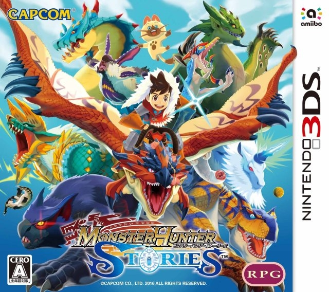 Monster Hunter Stories for 3DS Walkthrough, FAQs and Guide on Gamewise.co