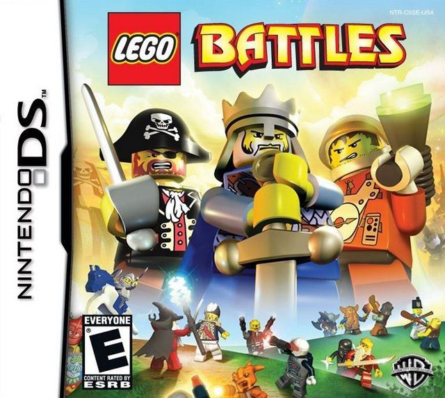 LEGO Battles on DS - Gamewise