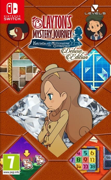 Layton's Mystery Journey: Katrielle and The Millionaires' Conspiracy DX Wiki on Gamewise.co