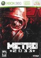 METRO 2033 on X360 - Gamewise