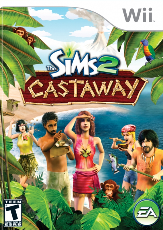 The Sims 2: Castaway Wiki on Gamewise.co