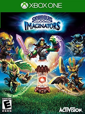 Skylanders Imaginators on XOne - Gamewise