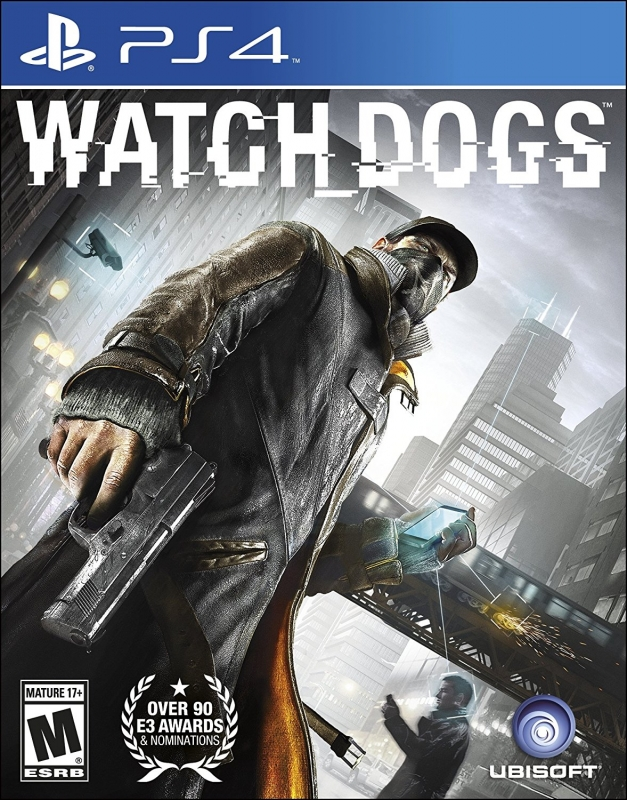 Gamewise Wiki for Watch Dogs (PS4)