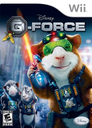 G-Force on Wii - Gamewise