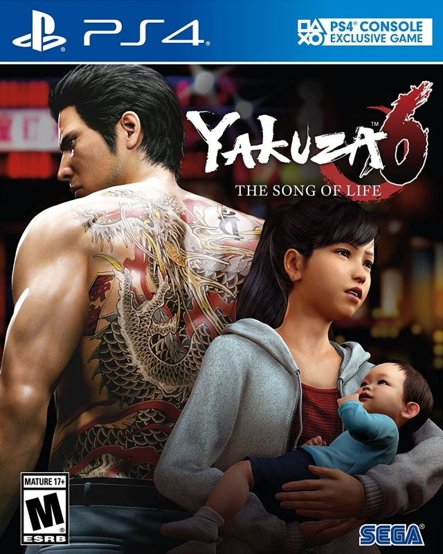 Yakuza 6 on Gamewise