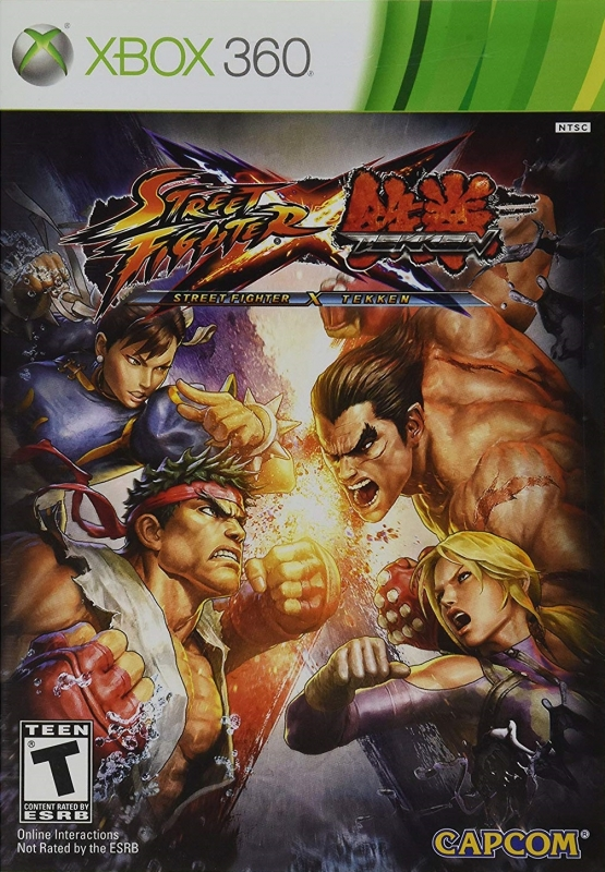 Street Fighter X Tekken on X360 - Gamewise