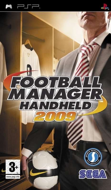 Football Manager Handheld 2009 on PSP - Gamewise