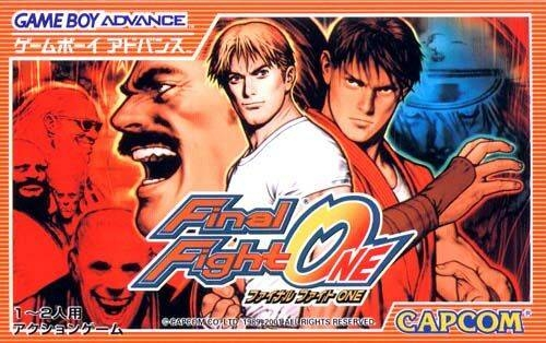 Final Fight One for GBA Walkthrough, FAQs and Guide on Gamewise.co