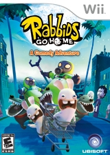 Rabbids Go Home for Wii Walkthrough, FAQs and Guide on Gamewise.co
