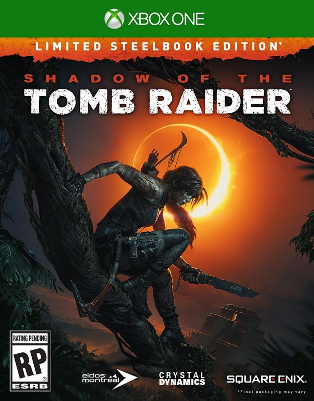 Shadow of the Tomb Raider on XOne - Gamewise