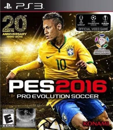 Pro Evolution Soccer 2016 on PS3 - Gamewise