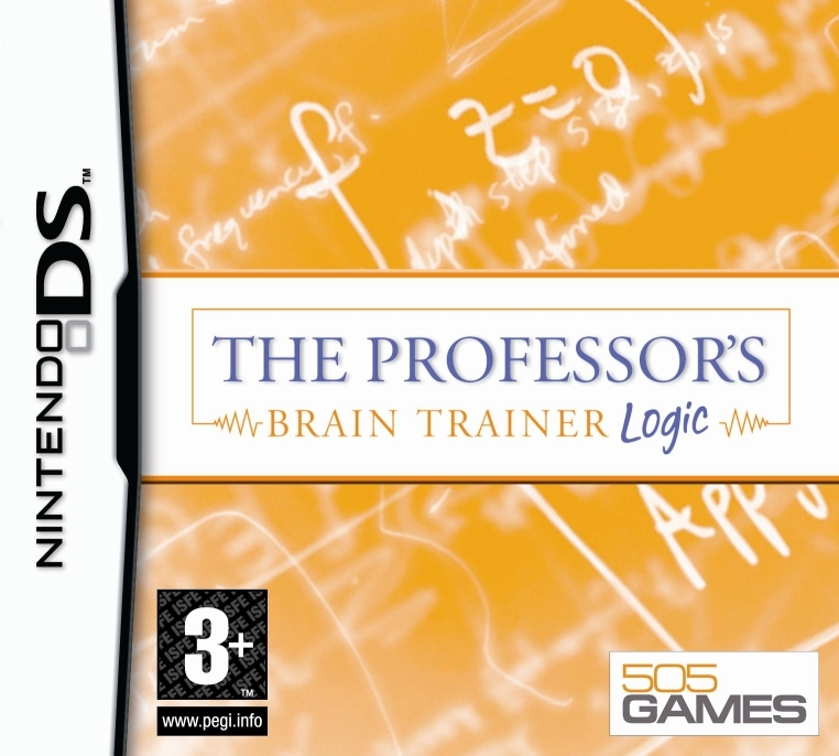 The Professor's Brain Trainer: Logic Release Date - DS