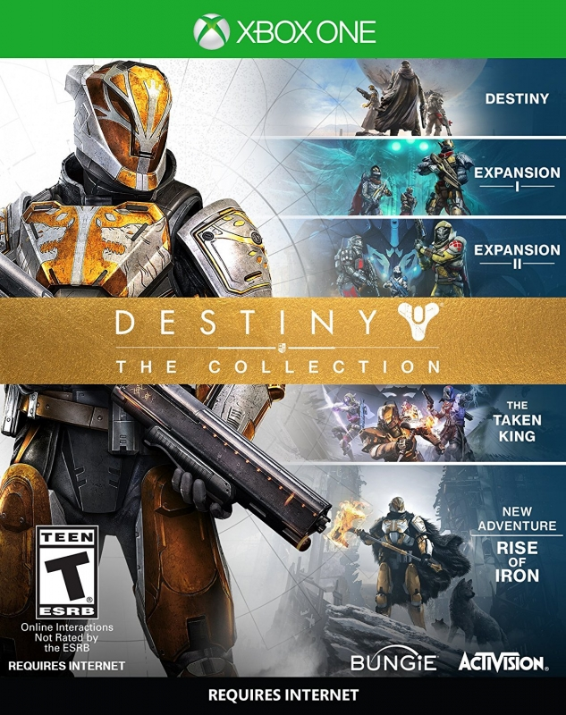 Destiny: The Collection for XOne Walkthrough, FAQs and Guide on Gamewise.co