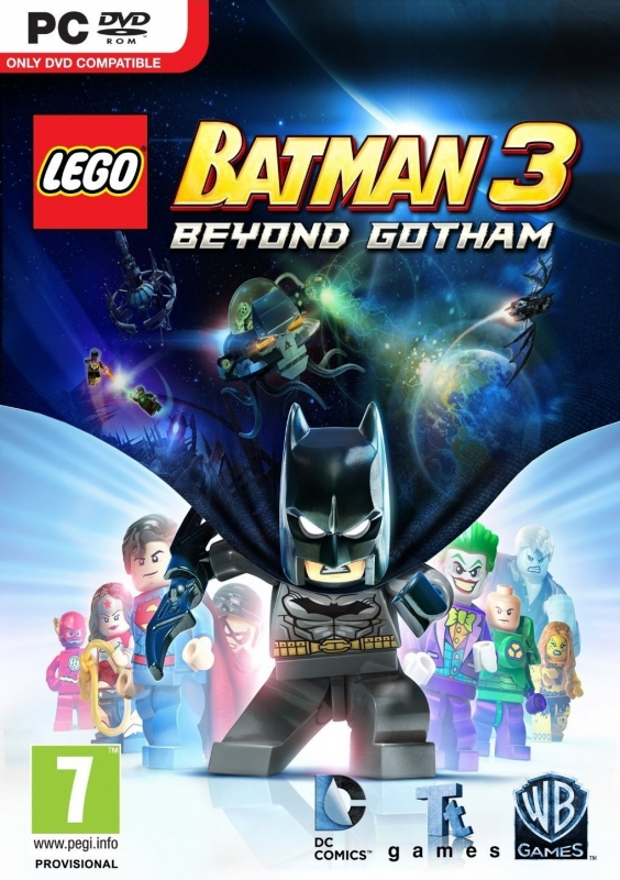 Lego Batman 3: Beyond Gotham on PC - Gamewise