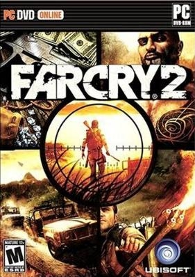 Far Cry 2 on PC - Gamewise
