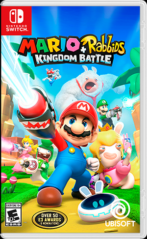 Mario + Rabbids Kingdom Battle for NS Walkthrough, FAQs and Guide on Gamewise.co