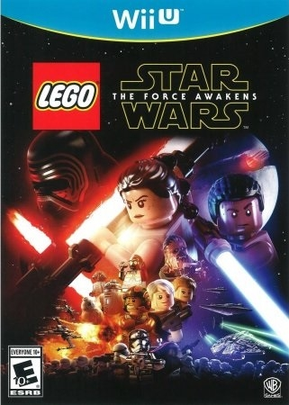 Lego Star Wars: The Force Awakens for WiiU Walkthrough, FAQs and Guide on Gamewise.co