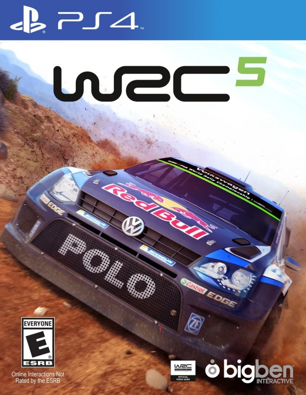 WRC 5: FIA World Rally Championship on PS4 - Gamewise
