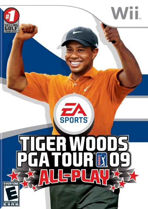 Tiger Woods PGA Tour 09 All-Play on Wii - Gamewise