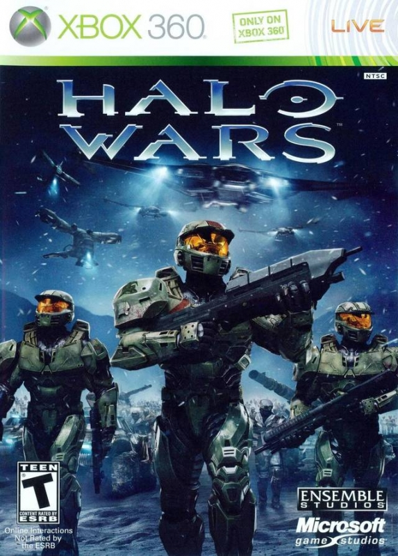 Halo Wars on X360 - Gamewise