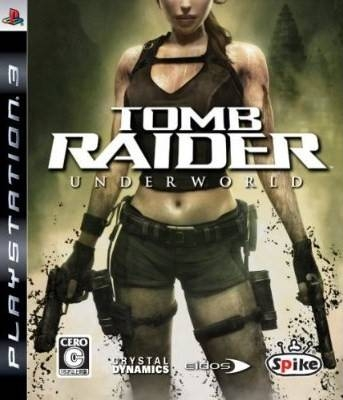 Tomb Raider: Underworld on PS3 - Gamewise