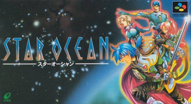 Star Ocean on SNES - Gamewise
