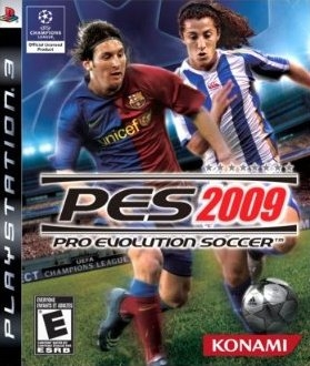 Gamewise PES 2009: Pro Evolution Soccer Wiki Guide, Walkthrough and Cheats