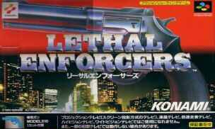 Lethal Enforcers on SNES - Gamewise
