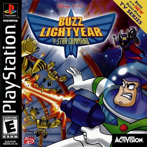 Buzz Lightyear Of Star Command Playstation Overview
